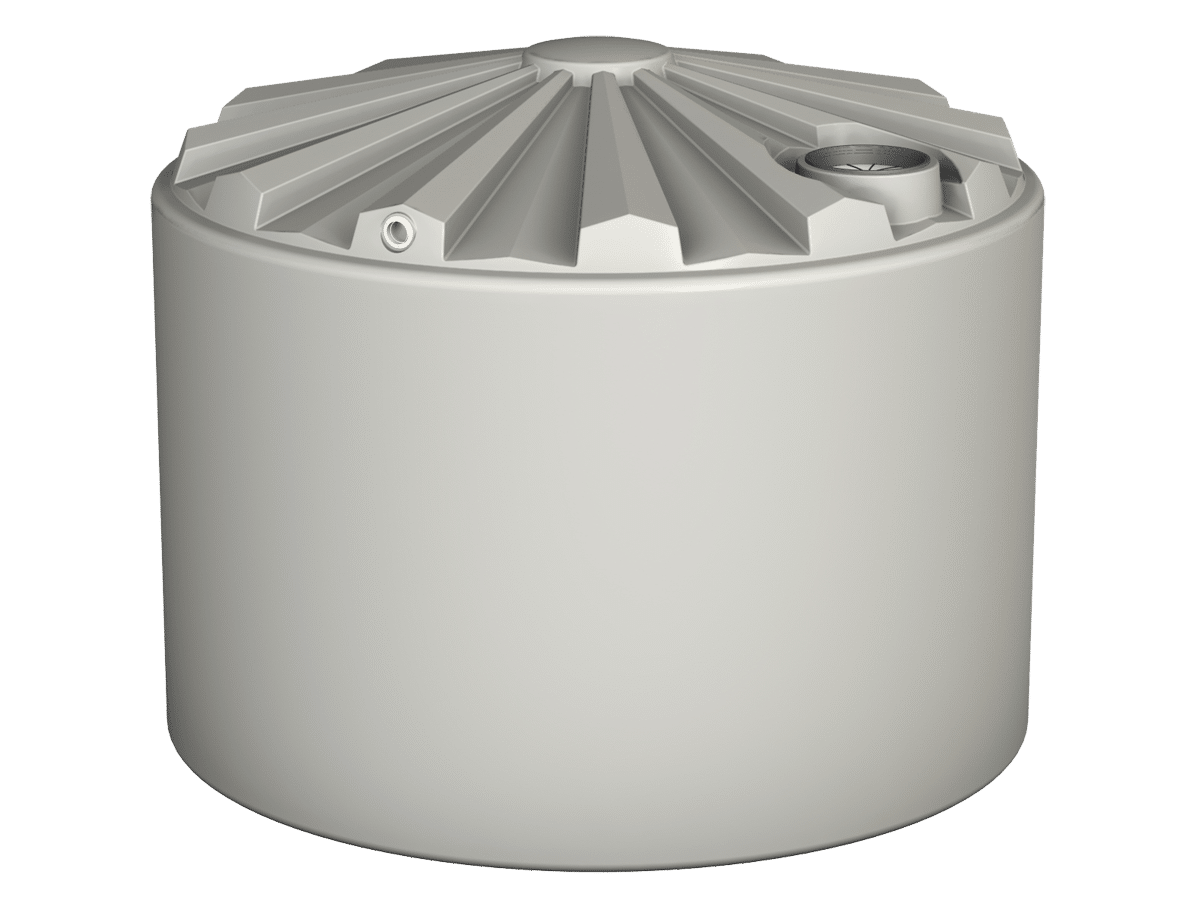 Round Poly Tank 28000Ltr