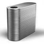 Galvanised Steel Slimline