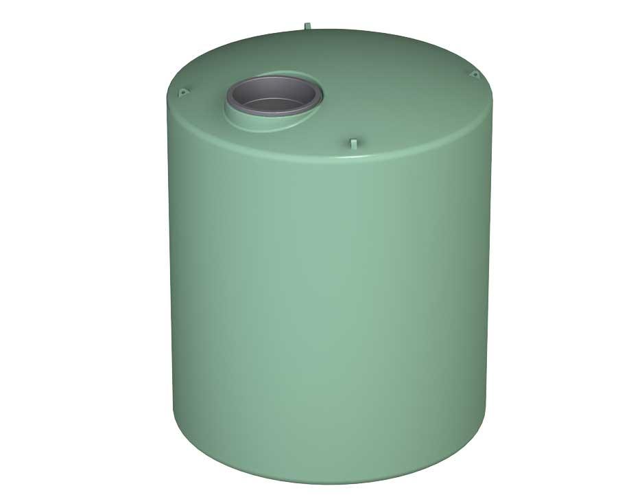 1000Ltr Poly Rainwater Tank