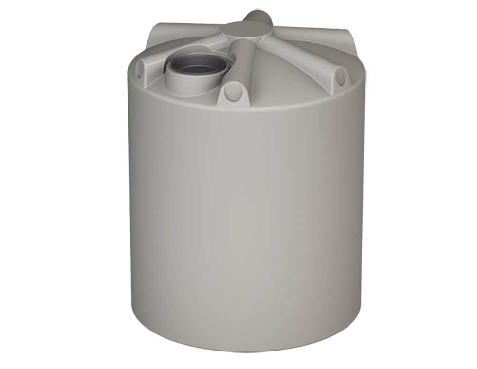 5000Ltr Round Poly Tank