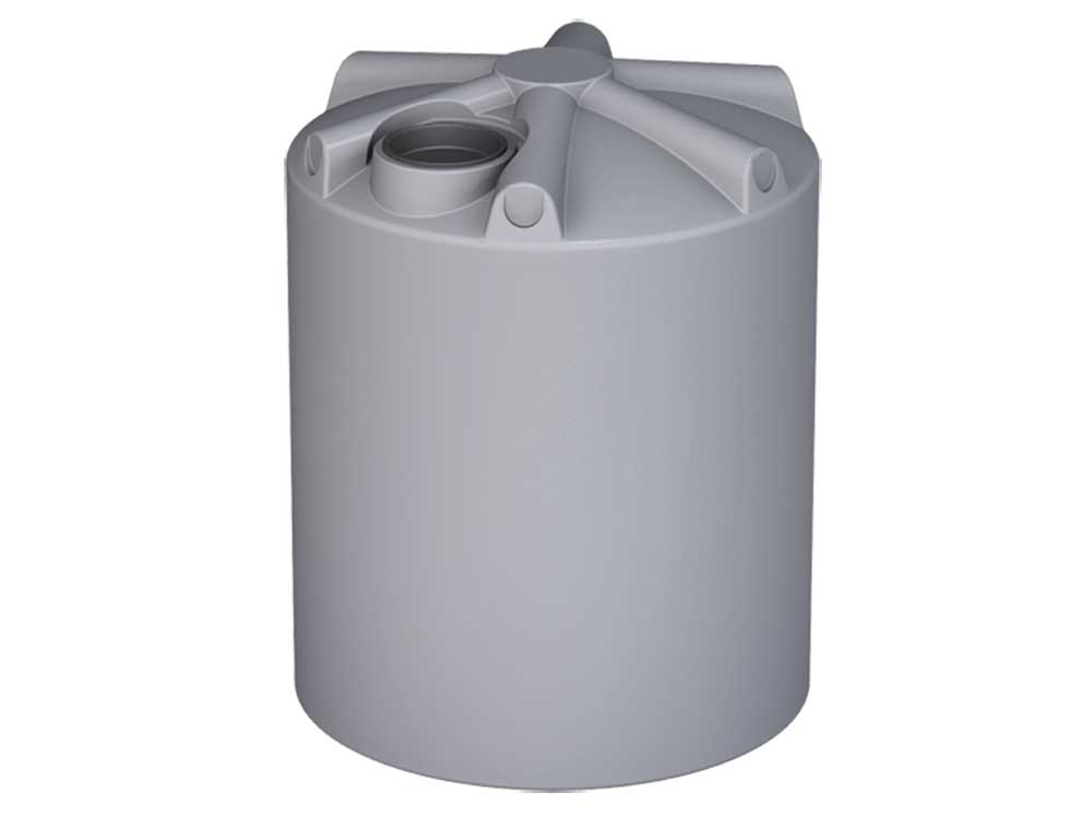9000Ltr Round Poly Tank