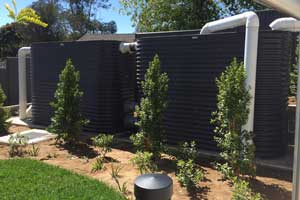 Modline Steel Water Tanks