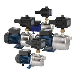 Reefe PRJ pump selection