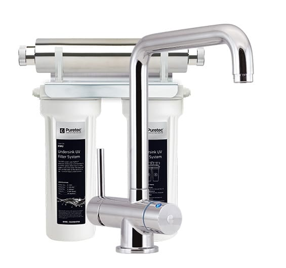 Mains Water Filtration System