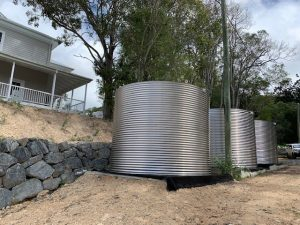 Stainless Steel Round Tank